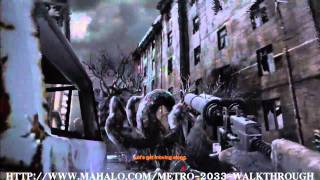 Metro 2033 Walkthrough - Dead City 2