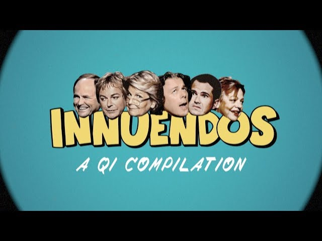 QI | Innuendos and Rude Bits