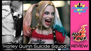 Hot Toys Harley Quinn Suicide Squad Review