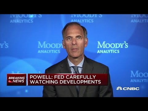Powell got it 'just right' in Fed speech, says economist