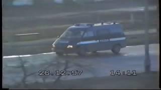 Łowicka policja-jakaś świąteczna interwencja 26.12.1997 r.