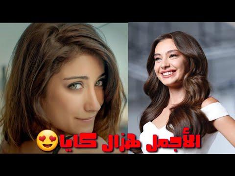 هازال كايا تتوج بلقب أجمل ممثلة تركية شابة وتكتسح نسليهان أتاغول!