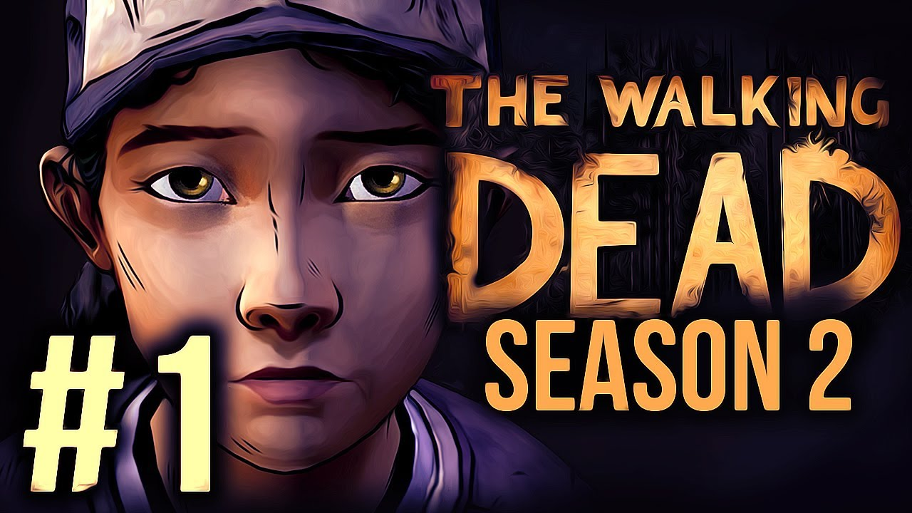 the walking dead season 2 gameplay part 1 playthrough clementine is back youtube