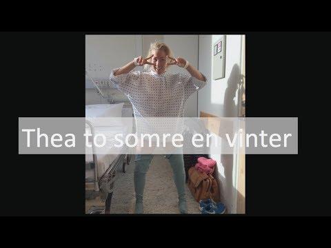 Thea to somre en vinter | Kreftforeningen