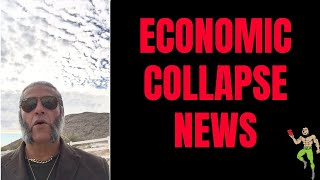 ECONOMIC COLLAPSE NEWS: BANKS FIRING MASSIVE WORKERS, MONEY PRINTING TO THE MOON (QE) GOLD, BITCOIN