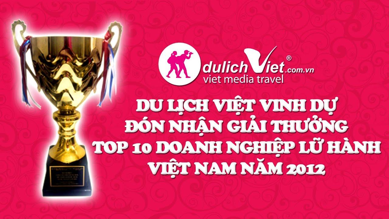 Du Lịch Việt – Top 10 Doanh nghiệp Lữ hành Việt Nam