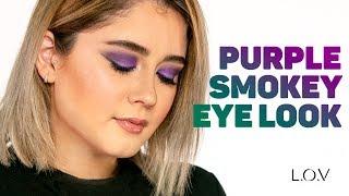 Video Purple Smokey Eye Look download MP3, 3GP, MP4, WEBM, AVI, FLV Juli 2018