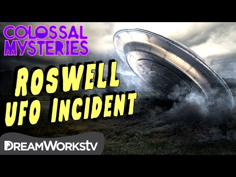 the-roswell-ufo-incident-|-colossal-mysteries