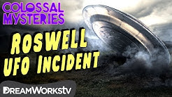The Roswell UFO Incident | COLOSSAL MYSTERIES