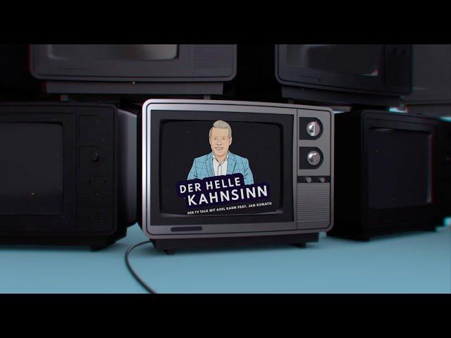 TV-Talk-Format – Der helle KAHNSINN – Axel Kahn trifft …  Dr.  Miriam Rehbein & Tanja Scheitenberger
