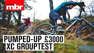 Scott Spark 940 VS Specialized Epic Comp Evo | XC Grouptest | Mountain Bike Rider