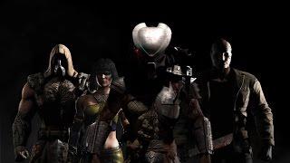 Трейлер Kombat Pack для Mortal Kombat X