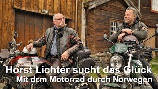 Horst Lichter sucht das Glück   Mit dem Motorrad durch Norwegen Doku Tour Dokumentation Reportage