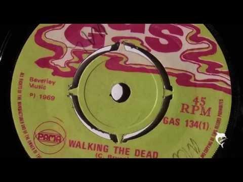 Carl Bryan - Walking The Dead (1969) Gas 134 A