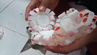 Cara Membuat Lampion dari Gelas Plastik #SMANEMA#08