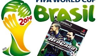 RedCard Soccer PS2 - Brazils Ridiculous Goals & Tackles