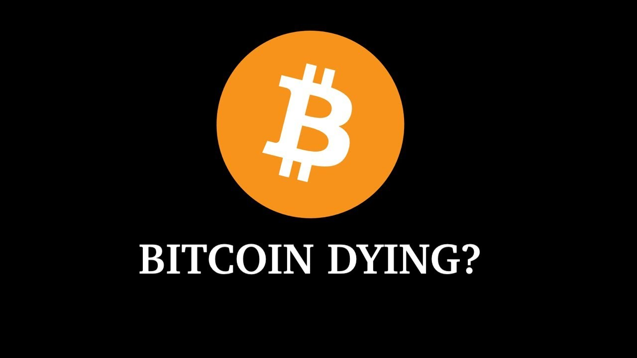 is cryptocurrency dying