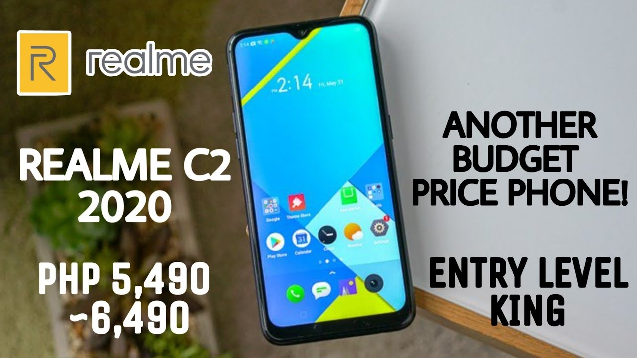 Realme C2 2020 | Another Budget King • Specification • Price in the Philipines | AF Tech Review