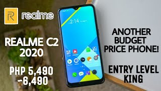 Realme C20 | Another Budget King • Specification • Price in the Philipines | AF Tech Review