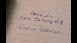 Это дневник Лоры Палмер.