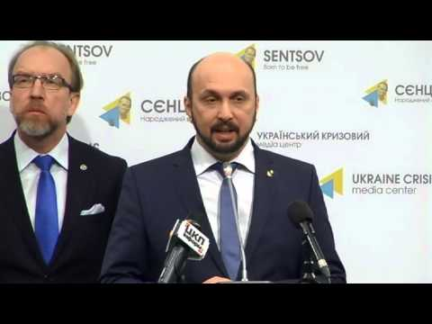 Takeover of the Ukrainian CCI hinders the European integration. UCMC-18-02-16