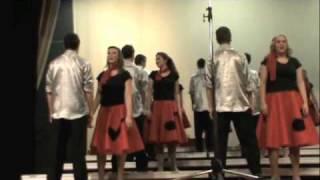 bcluw show choir at hudson 2