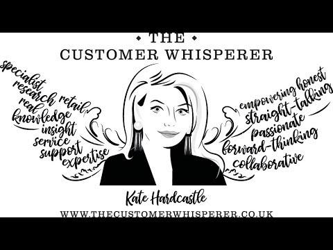 Kate Hardcastle - Radio 4 - You & Yours - 11-08-16 - The Customer Whisperer