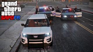 GTA SAPDFR - DOJ 79 - Los Santos Security Nationals (Criminal)