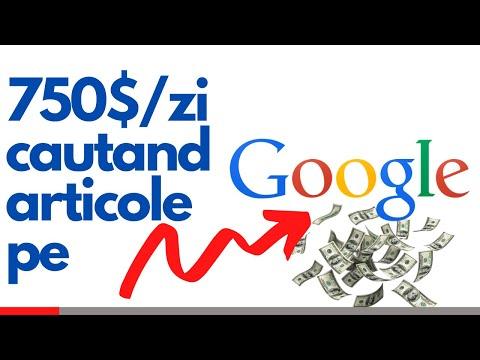 căutând investiții pe internet)