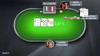 Online Poker Show: Sunday Million - April 15th 2012 - PokerStars.co.uk