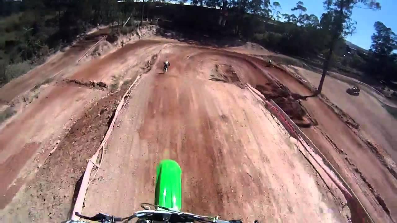 motocross o beco