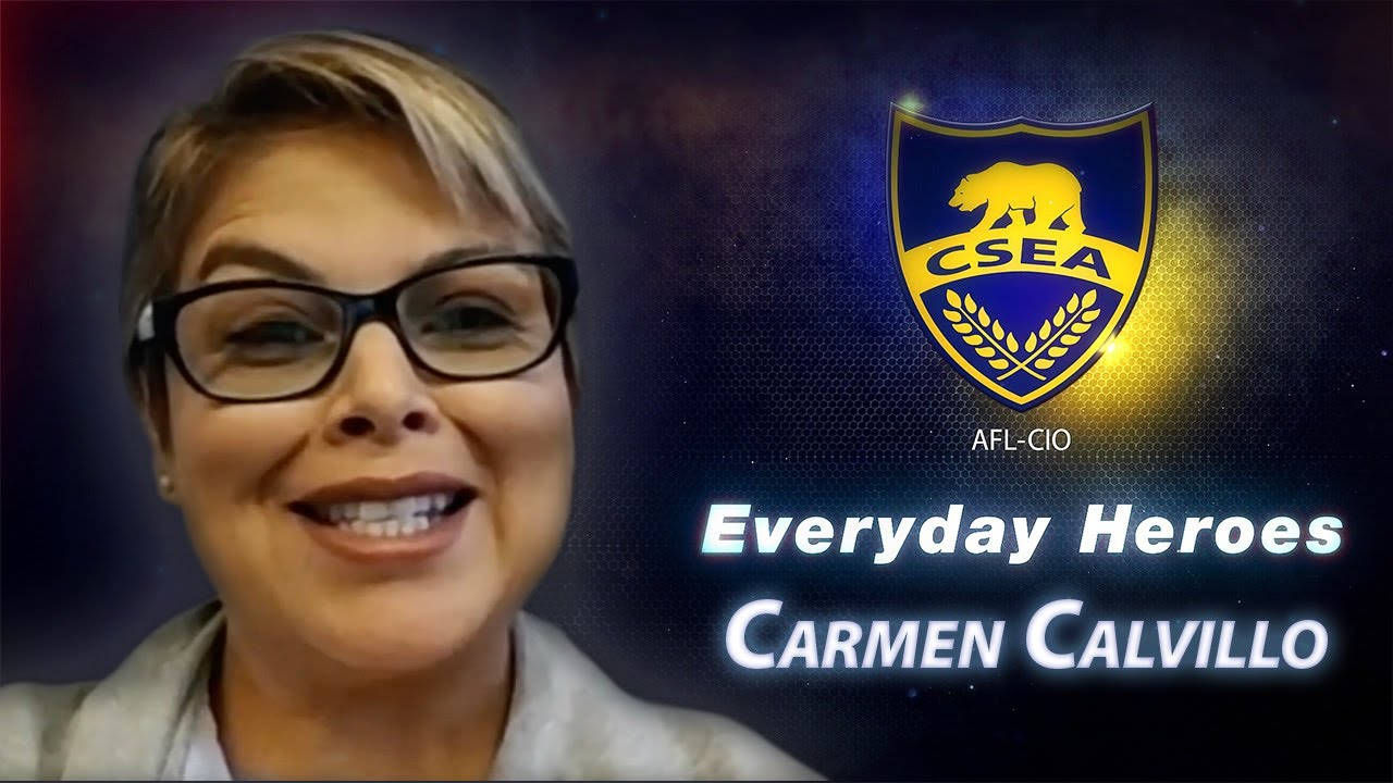 Everyday Hero Carmen Calvillo