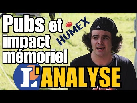 PUBS ET IMPACT MÉMORIEL : L'ANALYSE de MisterJDay