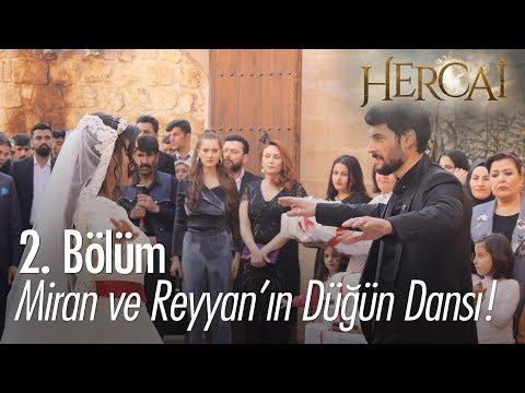 Miran ve Reyyan'ın düğün dansı! - Hercai 2. Bölüm