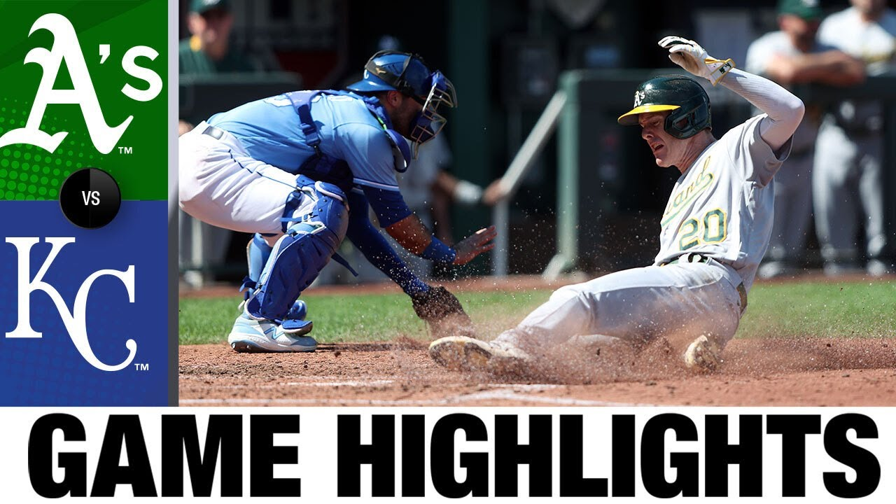 Download A's vs. Royals Game Highlights (9/16/21) | MLB Highlights