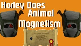 Animal Magnetism-Runescape 2007  Quest Guide ! HD