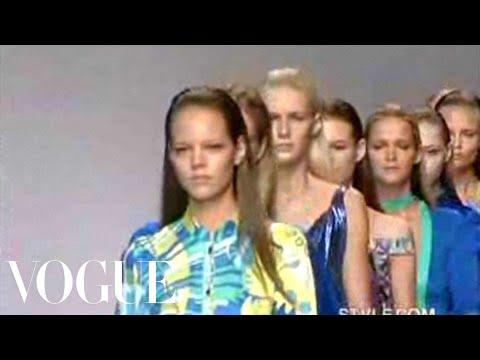 Fashion Show - Emilio Pucci: Spring 2007 Ready-to-Wear
