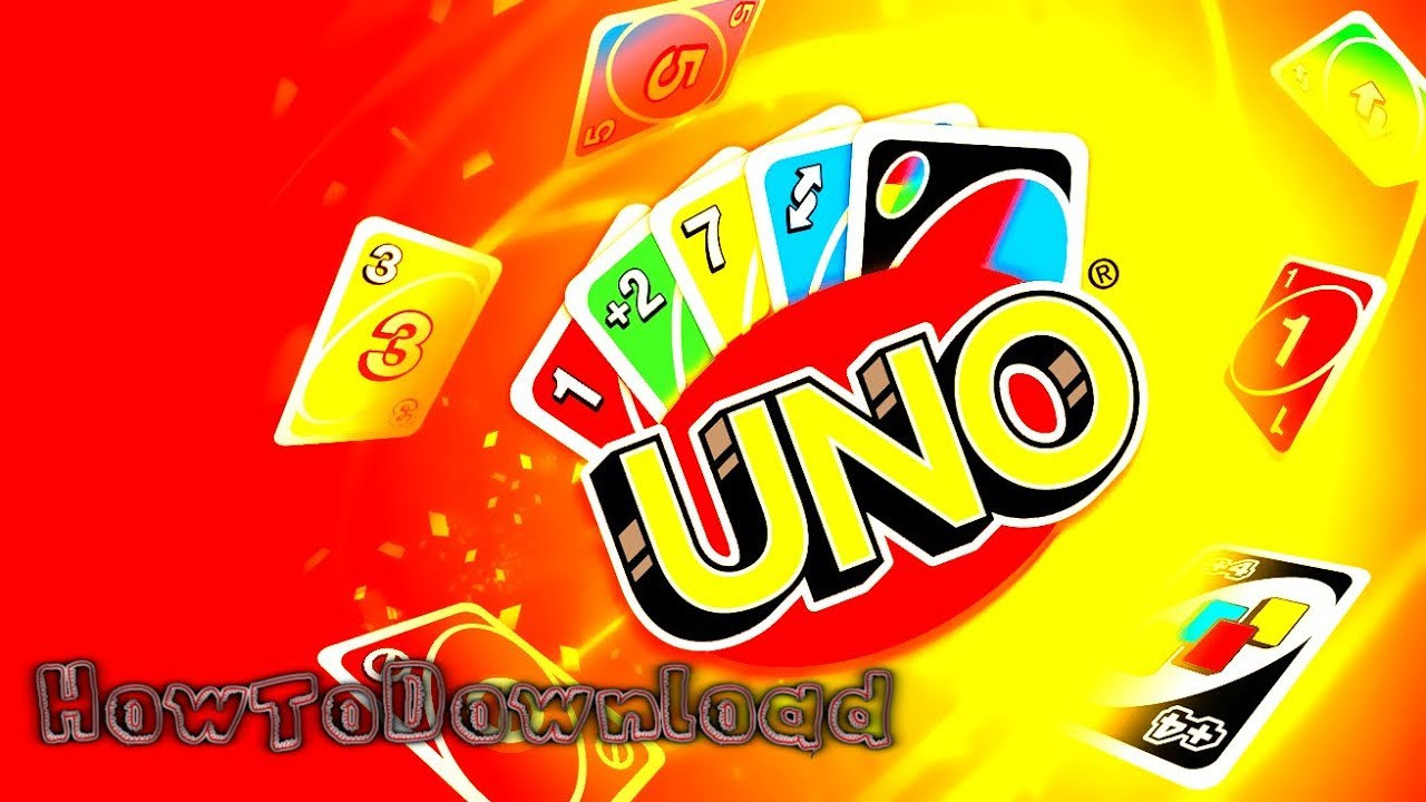 How To Download & Install UNO Game In PC - YouTube