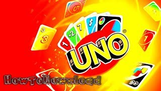 How To Download & Install UNO Game In PC