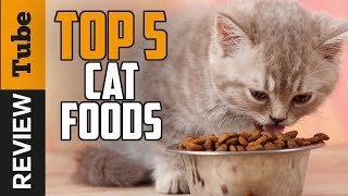 ✅Cat Food: Best Cat Food 2019 (Buying Guide)