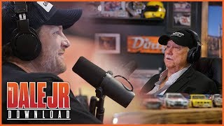 Dale Jr. Download: Flipping Off Dale Earnhardt