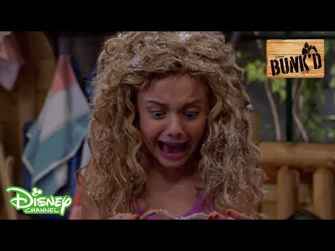 Stormy Night 🌩 | Bunk'd | Disney Channel UK