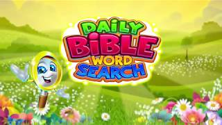 Daily Bible Word Search Launch Trailer