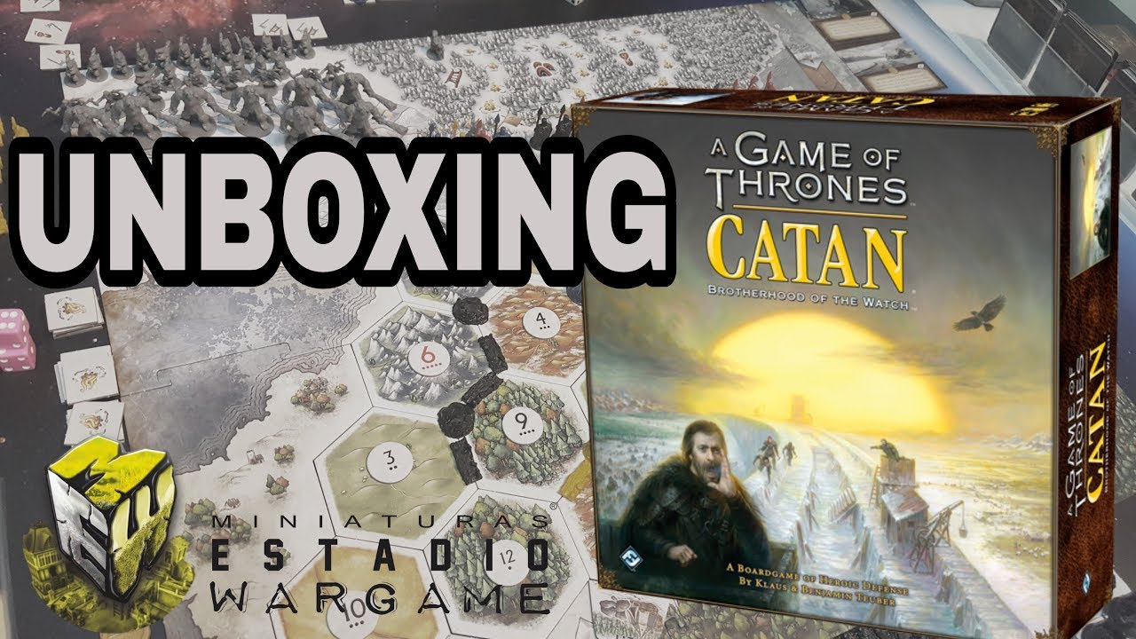 Game Of Thrones Clue Board Review | Gameswalls.org