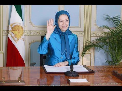 Maryam Rajavi message to NYC summit -22 Sept. 2018