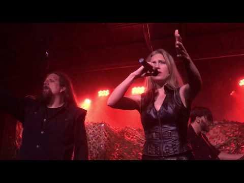 "LEAVES' EYES ""Halvdan The Black"" LIVE Charlotte 5-21-2017"