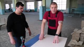 видео Мебель своими руками из ДСП: что важно при ее изготовлении?