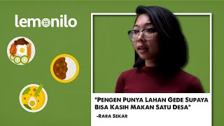 #LemoniloCrush December: Rara Sekar