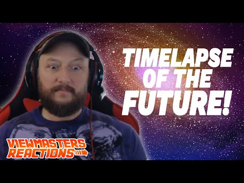 REACTION NEW TIMELAPSE OF THE FUTURE BY MELODYSHEEP
