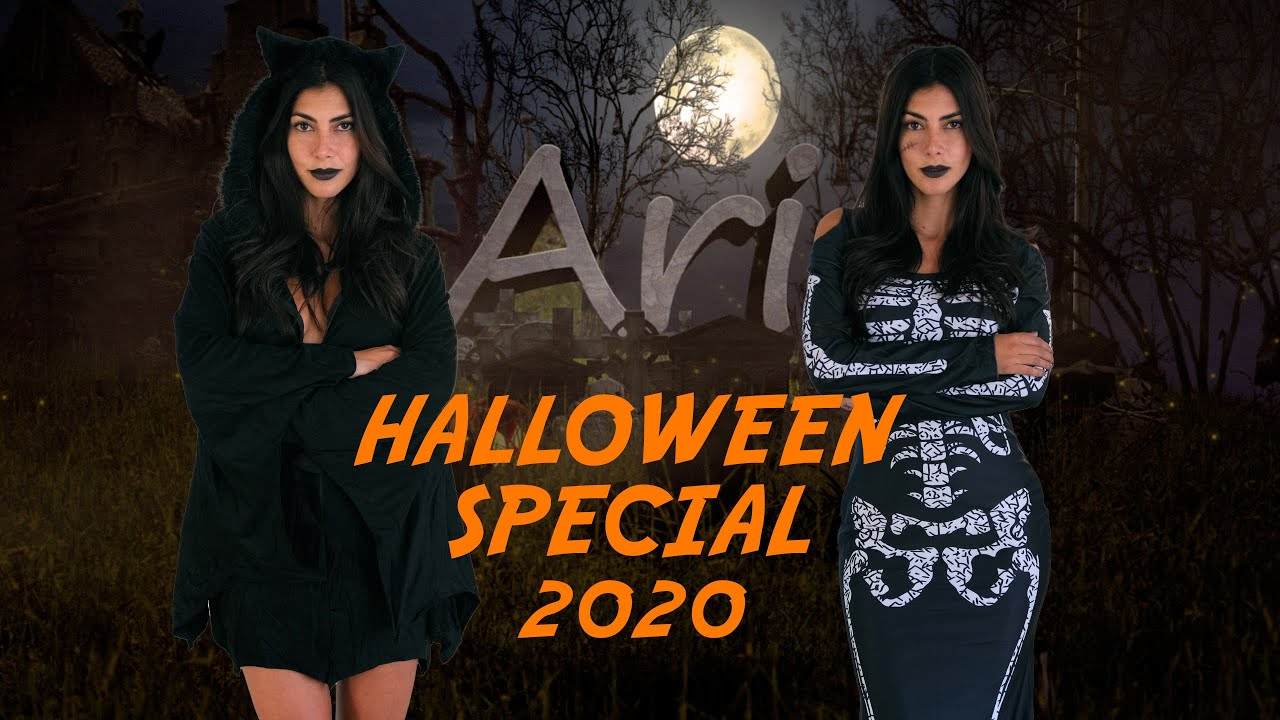 SHEWIN HALLOWEEN Try On Haul Special - 2020